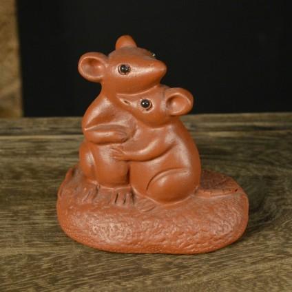Мышка с ребенком № 2