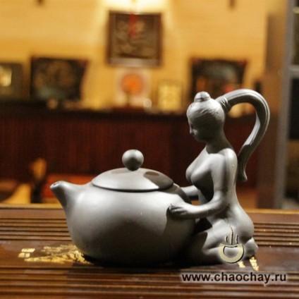 Чайная дева