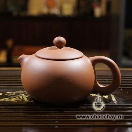 Чайник Янь, коричневый