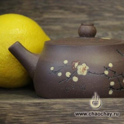 Чайник глиняный Мэй Гуй № 7