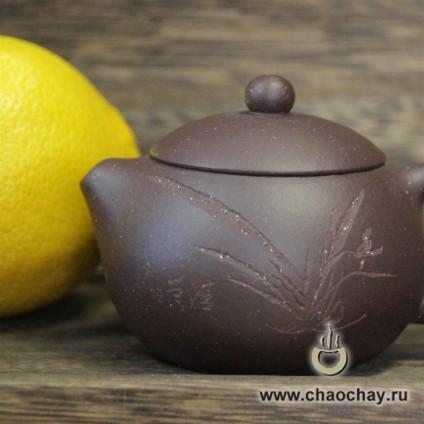 Чайник глиняный Си Ши № 8