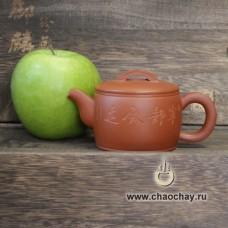 Чайник глиняный № 9